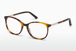 Brýle Swarovski SK5163 053 - Havana, Yellow, Blond, Brown