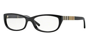 Burberry BE2167 3001 BLACK