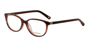 Escada VES258 06DB MARRONE/ROSA/ARANCIO STRIATO