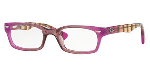 Ray-Ban RX5150 5489 GRAD ANTIQUE PINK ON PINK