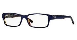 Ray-Ban RX5169 5219 TOP BLUE ON HAVANA