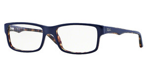 Ray-Ban RX5245 5219 TOP BLUE ON HAVANA