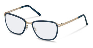 Rodenstock R2566 B rose gold/dark blue
