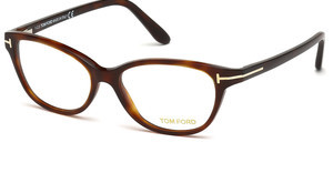 Tom Ford FT5299 052 havanna dunkel