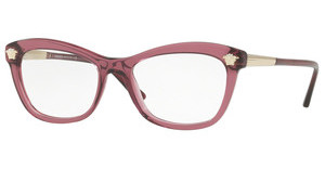 Versace VE3224 5209 TRANSPARENT VIOLET