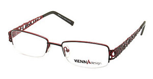 Vienna Design UN441 01 matt black-matt red