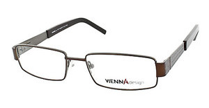 Vienna Design UN475 02 shiny brown/shiny silver
