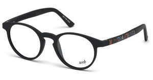 Web Eyewear WE5186 005 schwarz
