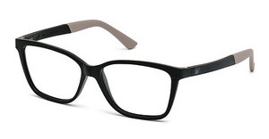 Web Eyewear WE5188 002 schwarz matt