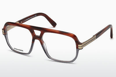 Brýle Dsquared DQ5208 065 - Rohovinové, Horn, Brown