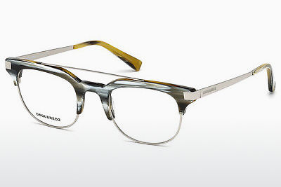 Brýle Dsquared DQ5210 060 - Rohovinové, Horn