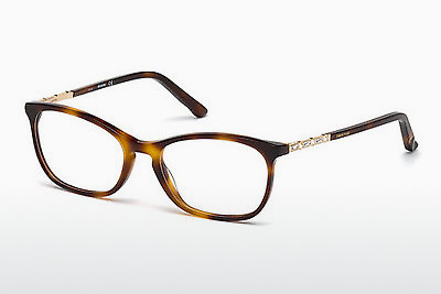Brýle Swarovski SK5164 053 - Havana, Yellow, Blond, Brown