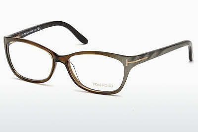 Brýle Tom Ford FT5142 050 - Hnědé, Dark