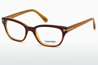 Brýle Tom Ford FT5207 047 - Hnědé, Bright