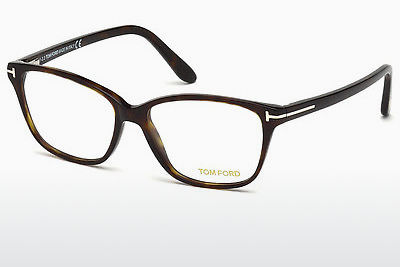 Brýle Tom Ford FT5293 052 - Hnědé, Dark, Havana