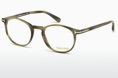 Brýle Tom Ford FT5294 064 - Zelené, Havana