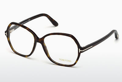 Brýle Tom Ford FT5300 052 - Hnědé, Dark, Havana