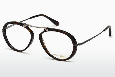 Brýle Tom Ford FT5346 052 - Hnědé, Dark, Havana