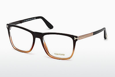 Brýle Tom Ford FT5351 050 - Hnědé, Dark