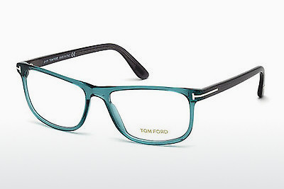 Brýle Tom Ford FT5356 087 - Modré, Turquoise, Shiny