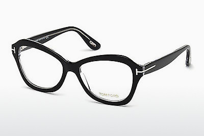 Brýle Tom Ford FT5359 003 - černé, Transparent