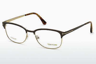 Brýle Tom Ford FT5381 050 - Hnědé, Dark