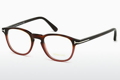 Brýle Tom Ford FT5389 054 - Havana, Red