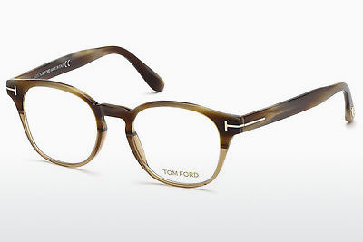Brýle Tom Ford FT5400 65A - Rohovinové, Horn, Brown