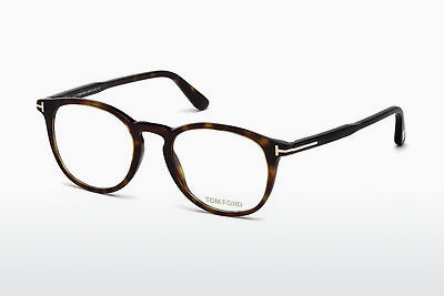 Brýle Tom Ford FT5401 052 - Hnědé, Dark, Havana