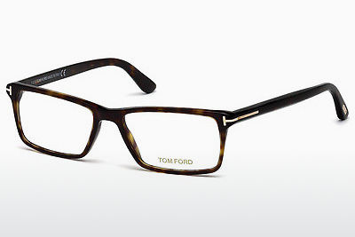 Brýle Tom Ford FT5408 052 - Hnědé, Dark, Havana
