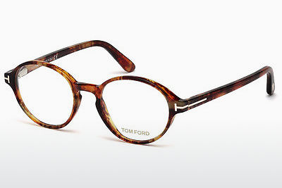 Brýle Tom Ford FT5409 053 - Havana, Yellow, Blond, Brown