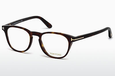 Brýle Tom Ford FT5410 052 - Hnědé, Dark, Havana