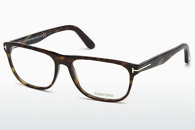 Brýle Tom Ford FT5430 052 - Hnědé, Dark, Havana