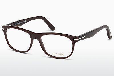 Brýle Tom Ford FT5431 048 - Hnědé, Dark, Shiny