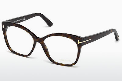 Brýle Tom Ford FT5435 052 - Hnědé, Dark, Havana