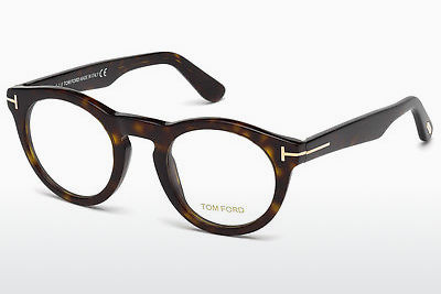 Brýle Tom Ford FT5459 052 - Hnědé, Dark, Havana