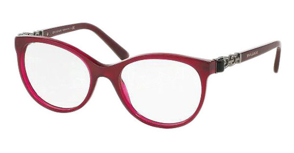 Bvlgari BV4099B 5333 TRANSPARENT RED