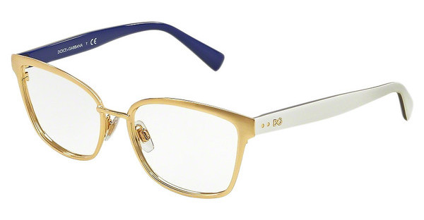 Dolce & Gabbana DG1282 1292 BRUSHED GOLD
