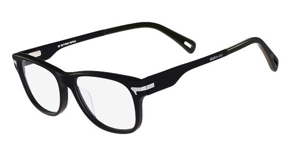 G-Star RAW GS2614 THIN HUXLEY 002 MATTE BLACK