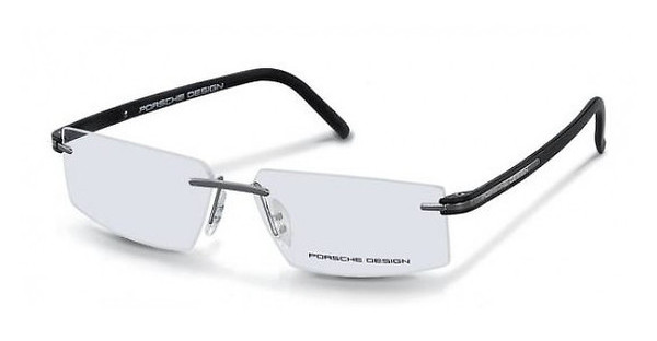 Porsche Design   P8153 S2 C grey, black mat