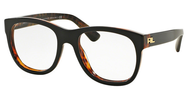 Ralph Lauren RL6143 5260 TOP BLACK ON JERRY HAVANA