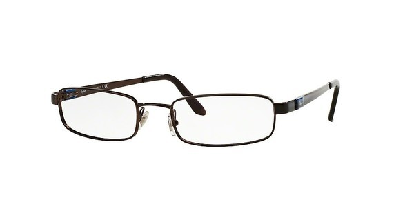 Ray-Ban RX6076 2511 BROWN