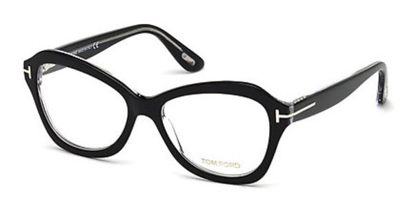 Tom Ford FT5359 003 schwarz/kristall