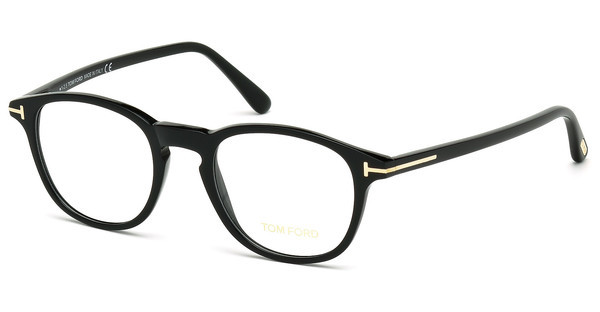 Tom Ford FT5389 001 schwarz glanz