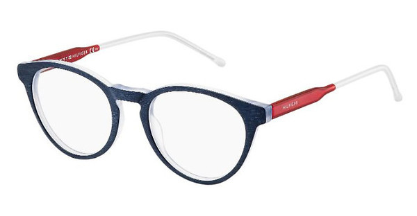 Tommy Hilfiger TH 1393 QRE BLUE RED