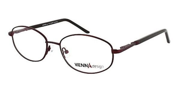 Vienna Design UN520 03 matt dark red