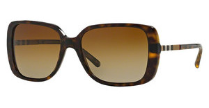 Burberry BE4198 3002T5 POLAR BROWN GRADIENTDARK HAVANA
