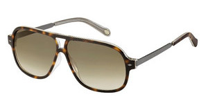 Fossil FOS 2037/S PBH/S8 BROWN SFHVNA RUTH (BROWN SF)