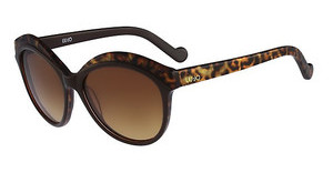 Liu Jo LJ623S 210 BROWN W/ANIMALIER