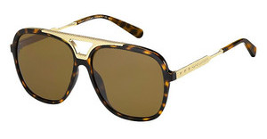 Marc Jacobs MJ 618/S I47/EC BROWNHVNA GOLD